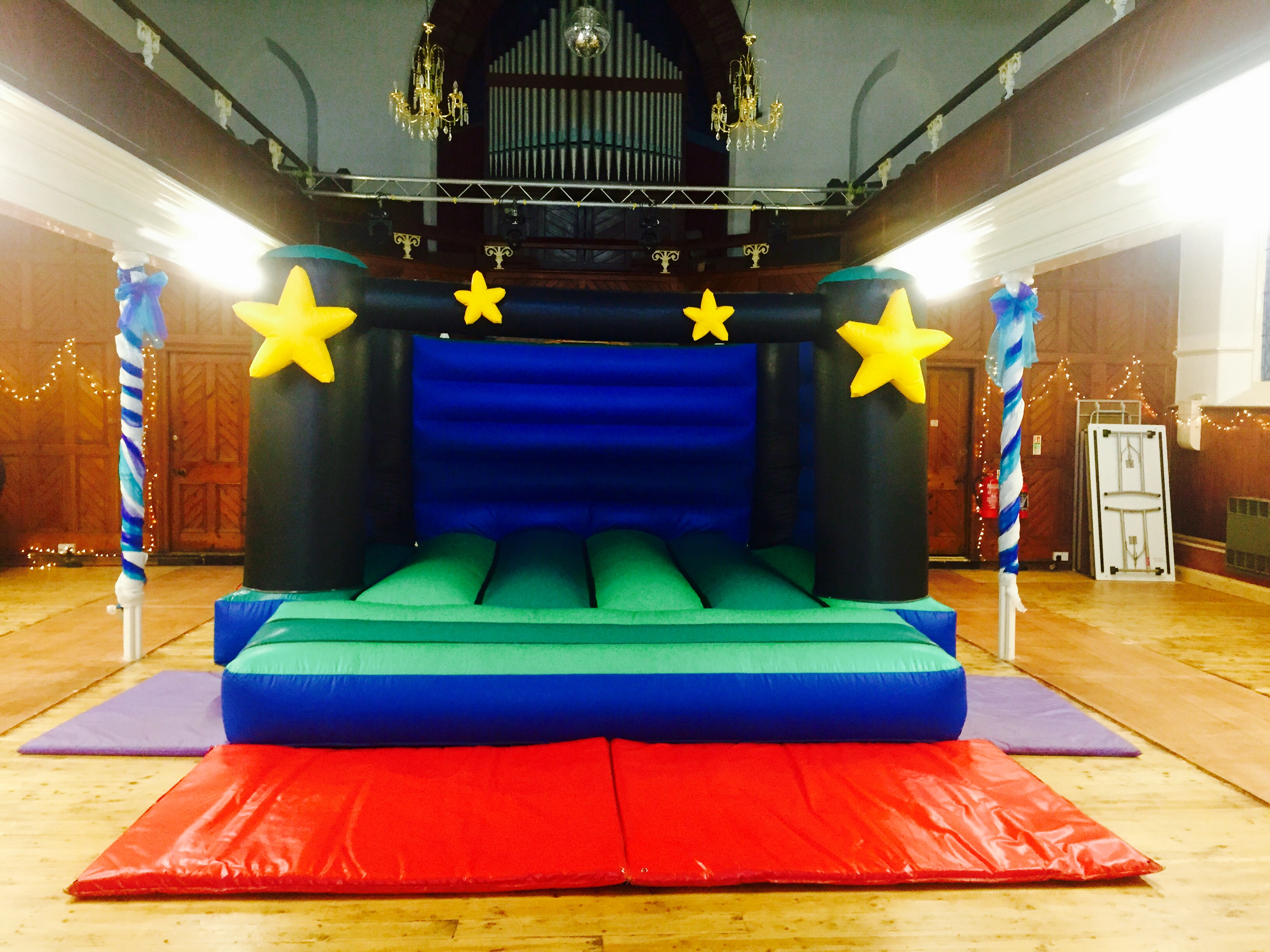 Bouncy Castle Hire in Torbay, Newton Abbot & Paignton