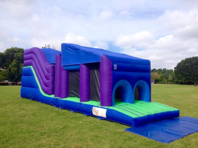 Assault Course Hire Totnes