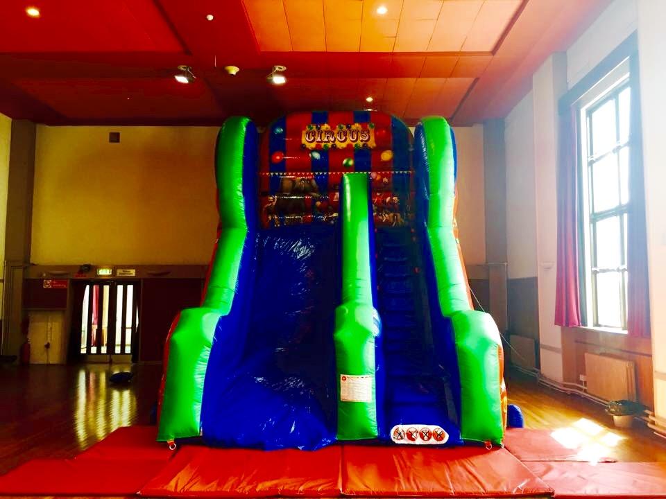 Mega Slide Hire