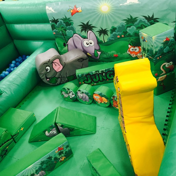 Soft Play Hire Torbay