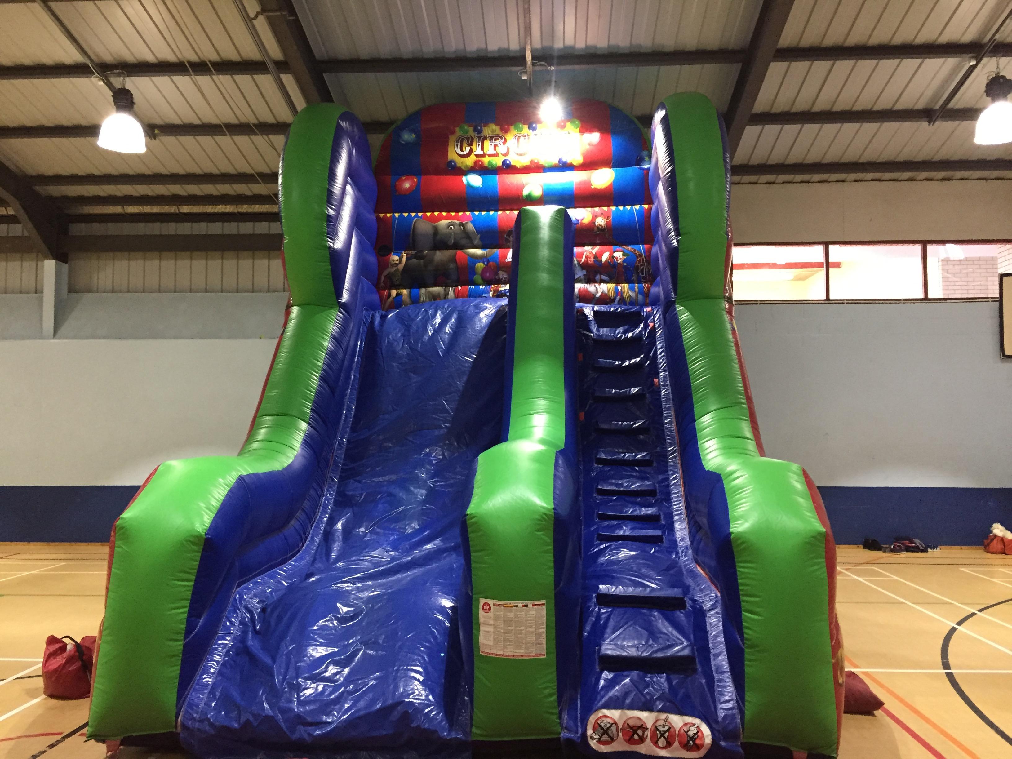 Mega Slide Hire Devon