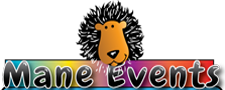 MAne Events Bouncy Castle Hire Logo