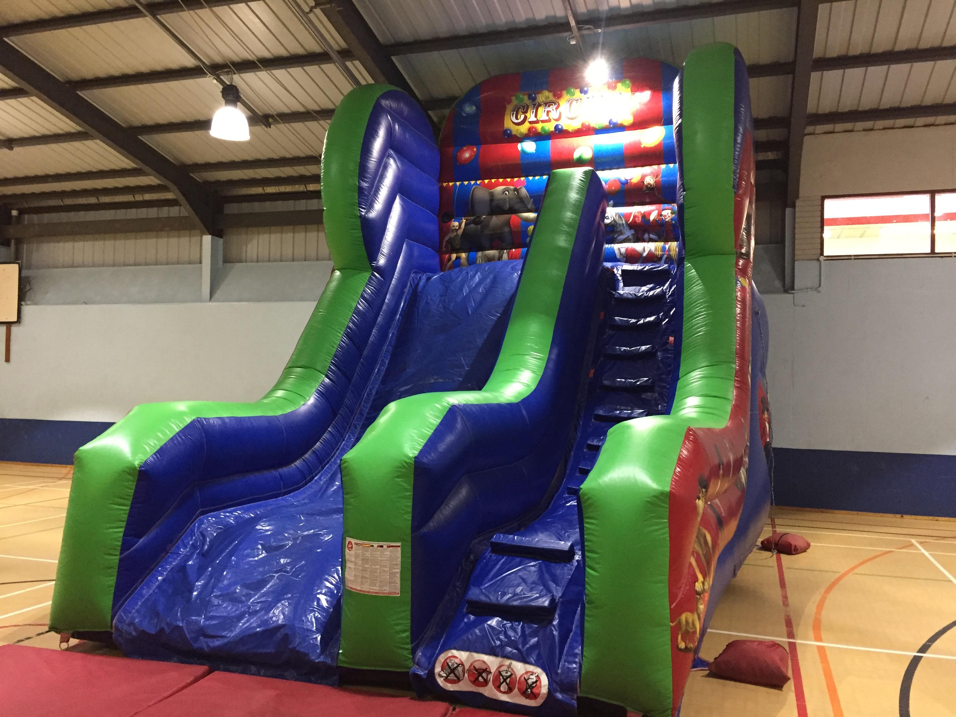 Bouncy Castle Slide Torquay