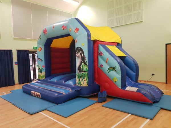 Bouncy Castle Hire Paignton