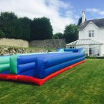Bungee Run Hire Torbay