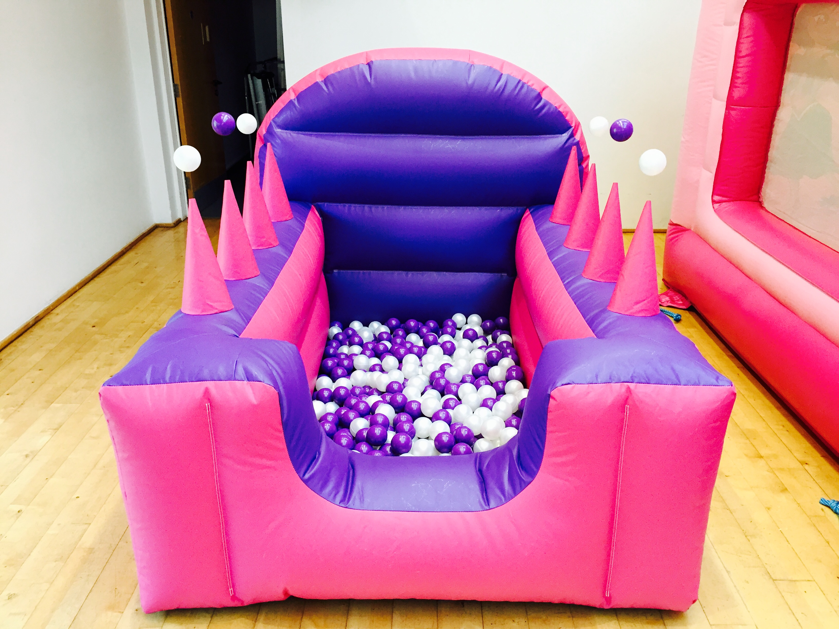 Ball pool hire in Newton Abbot, Torbay, Torquay & Paignton