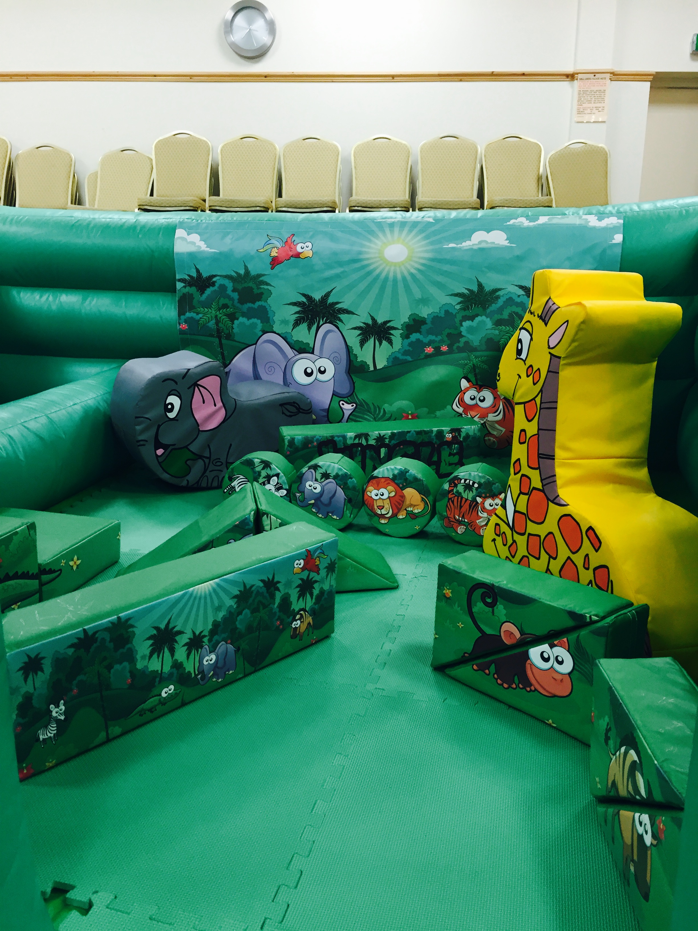 Soft Play Hire Newton Abbot