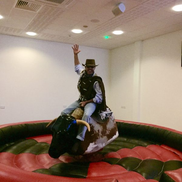 Rodeo Bull Hire Exeter