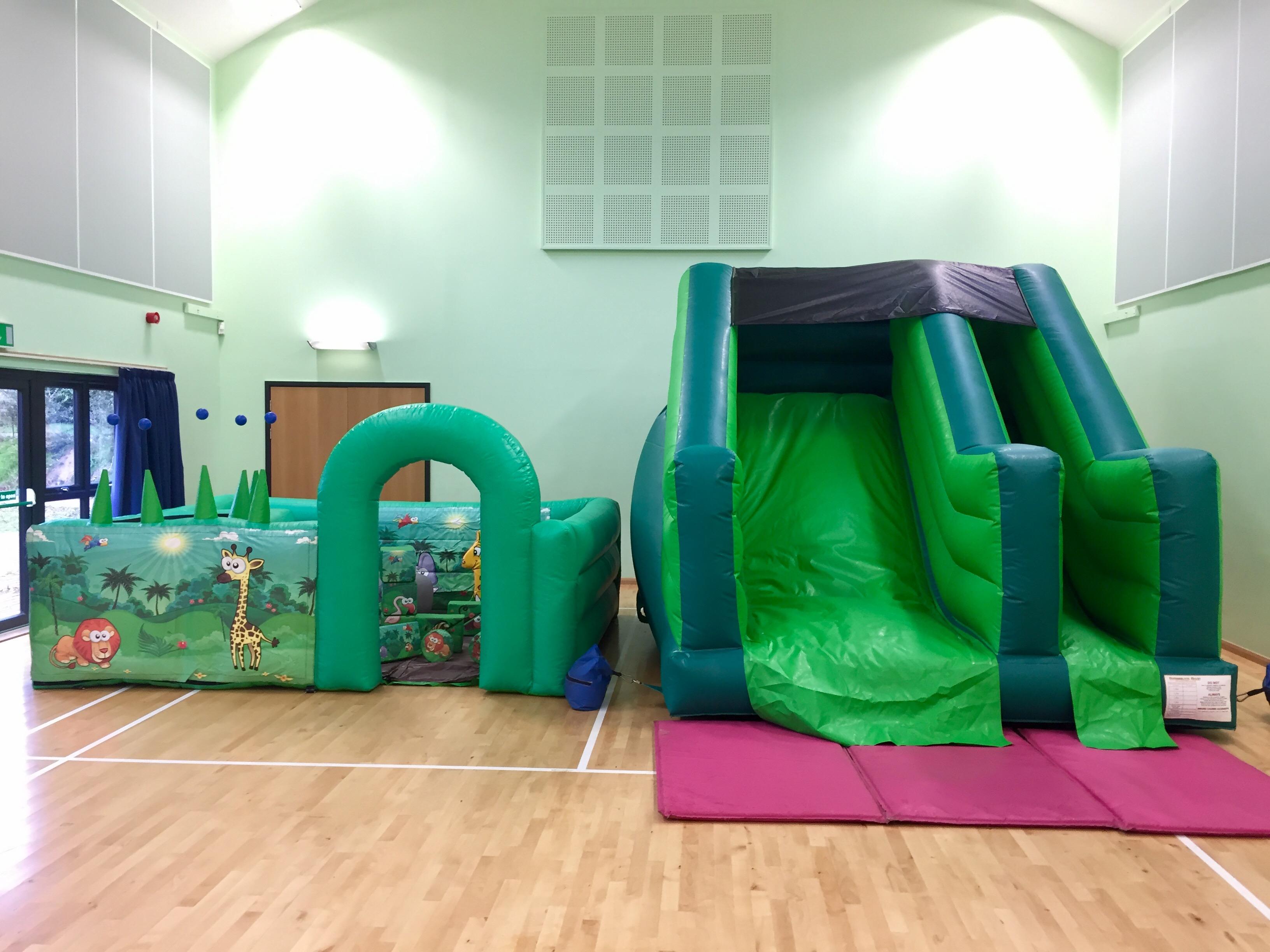 Bouncy Castle Slide & Soft Play Paignton