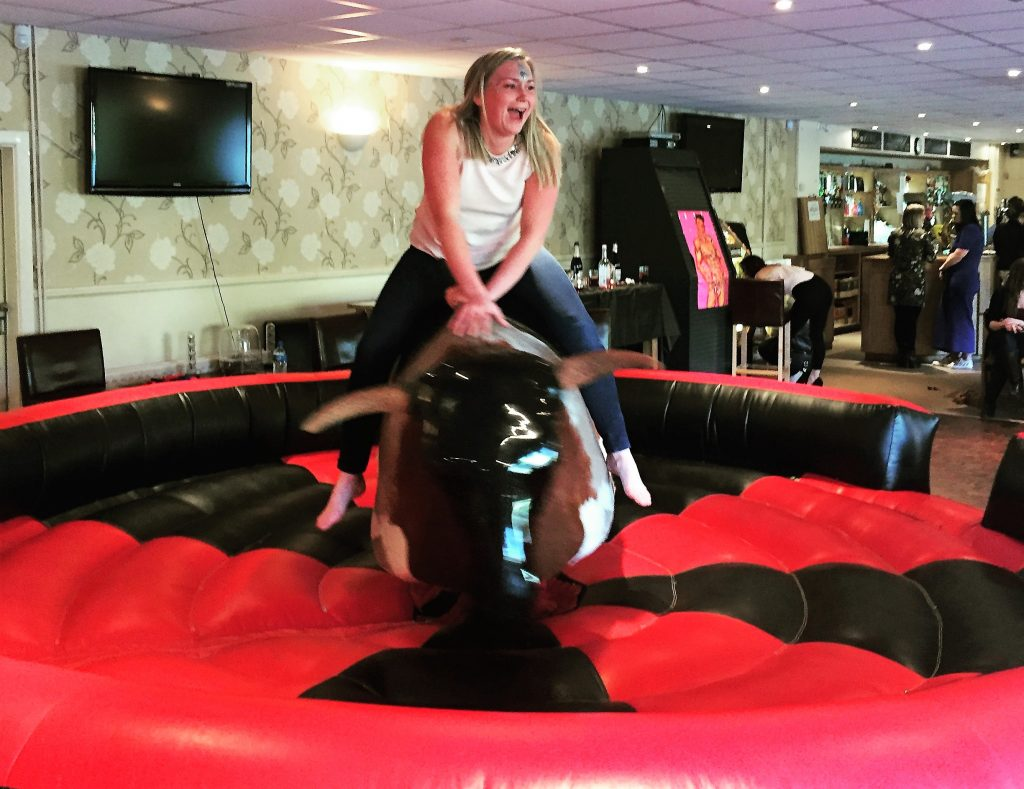 Bucking Bronco Hire Devon