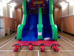 Inflatable Slide Hire Devon