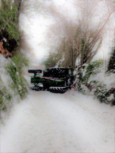Tractors in Torbay
