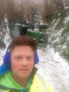 Devon Tractor