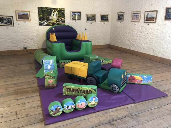 Farmyard Soft Play Hire Devon