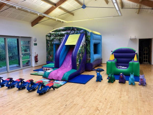 Fantasy Bouncy Castle Hire Package Exeter