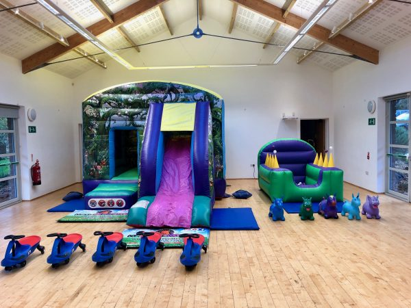 Fantasy Bouncy Castle Package Hire Torquay