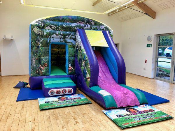 Fantasy Bouncy Castle Hire Torquay
