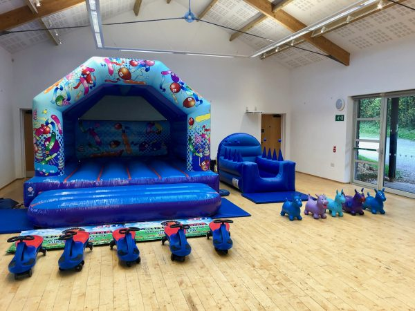 Bouncy Castle Hire Torquay