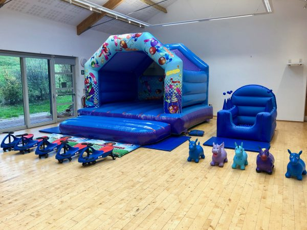 Bouncy Castle Hire Near Me