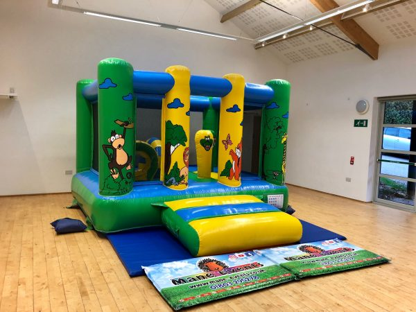 Childrens Bouncy Castle Hire Devon