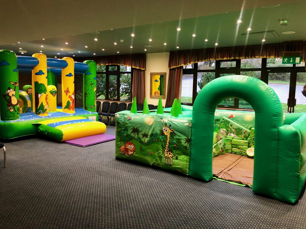 Soft Play Party Hire Devon
