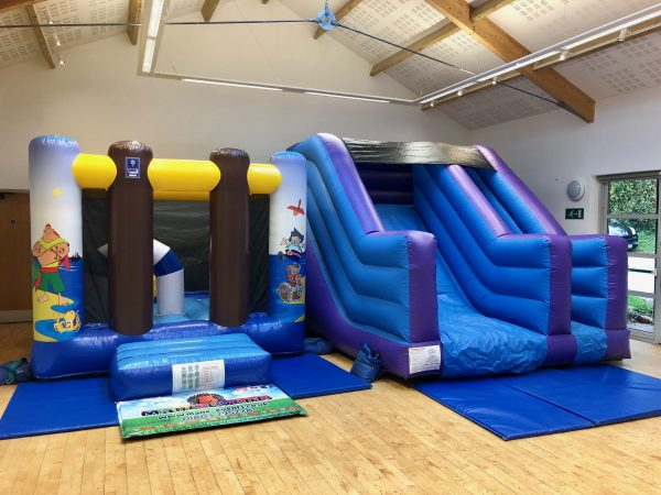 Pirate Slide Bouncy Castle Hire Exeter