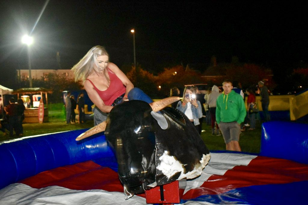 Bucking Bronco Hire Exeter