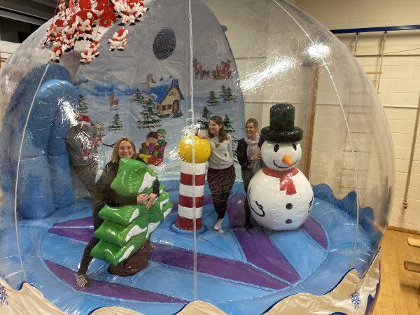 Christmas Entertainment Hire Cornwall