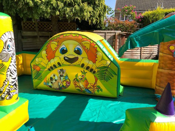 Jungle Soft Play Hire Newton Abbot
