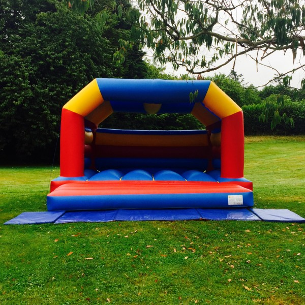 Adult bouncy castle Hire Torquay