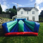 Bungee Run Hire Exeter