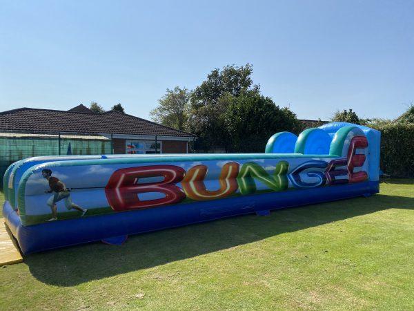 Bungee Run Hire Taunton