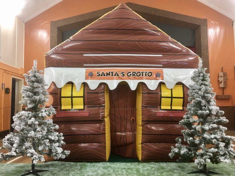 Christmas Santas Grotto Devon