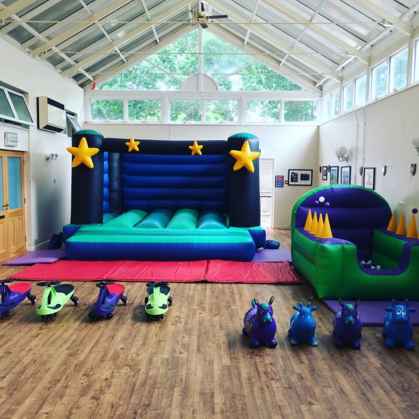 Star Bouncy Castle Package Hire Exeter