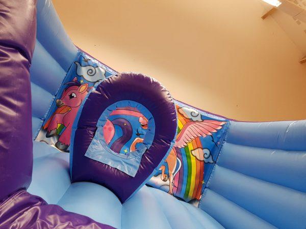 Unicorn Bouncy Castle Hire Newton Abbot