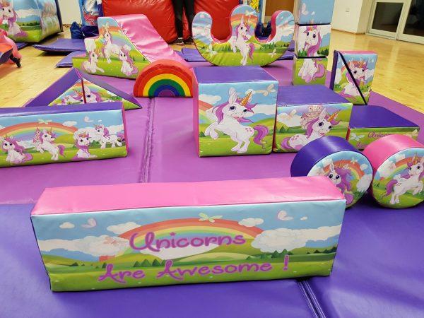 Unicorn Soft Play Hire Devon