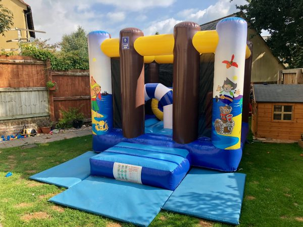 Toddler Bouncy Castle Hire Torquay