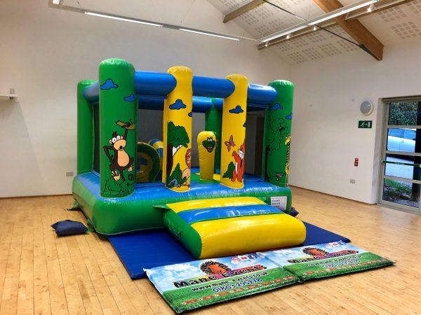 Childrens Bouncy Castle Hire Devon