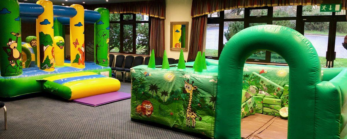 Soft Play Party Hire Devon