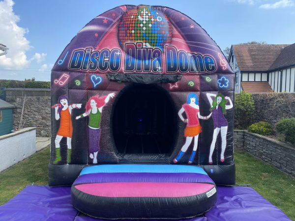 Adult Disco Dome Hire Torbay